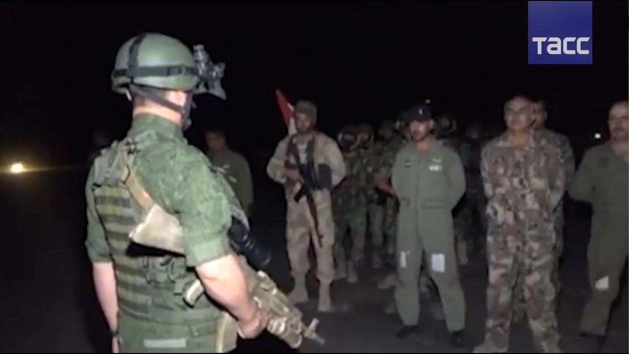 Ночная операция сирийских вооруженных сил по захвату Эль-Кдера при поддержке ВКС России