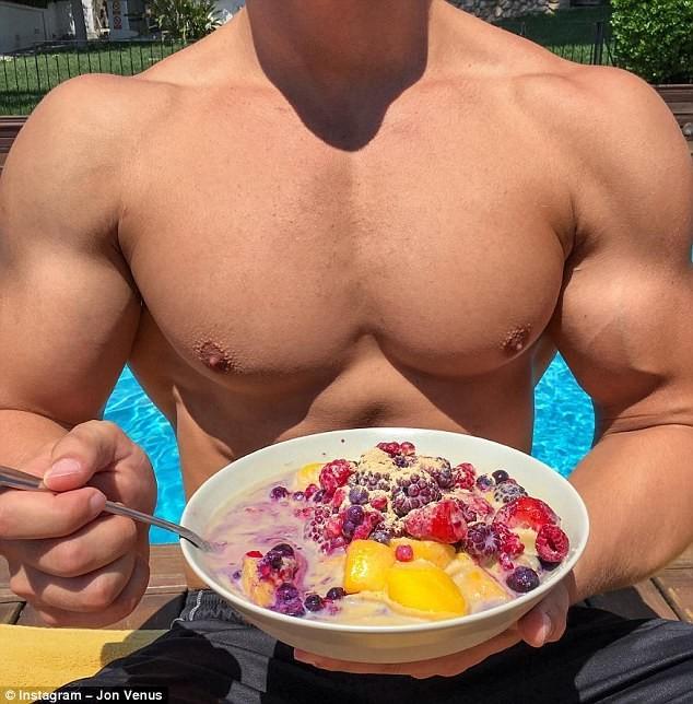 Веганская диета для бодибилдинга