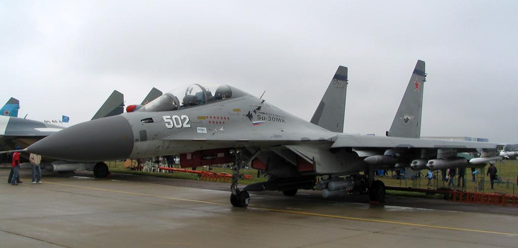 Су-30. Бестселлер российской авиации