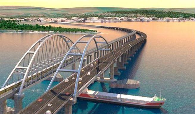 Единственная реальная проблема Керченского моста