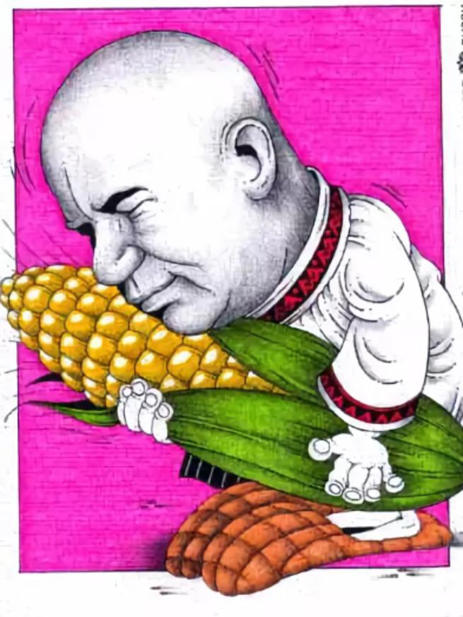 Хрущев и кукуруза смешные картинки, пасхой