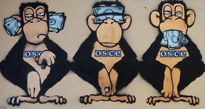 ОБСЕ открывает глаза