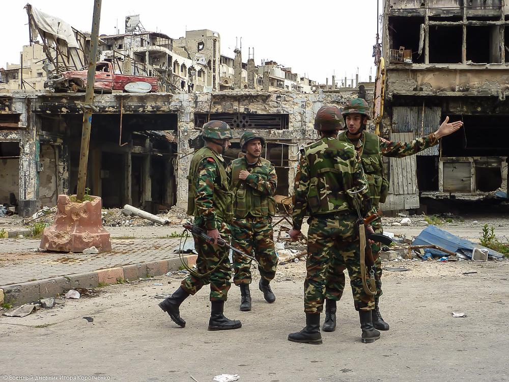 На пути к миру: Россия в Сирии освобождает провинцию Хомс