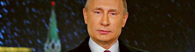Иностранцы: о поздравительной речи Владимира Путина в 2018 году