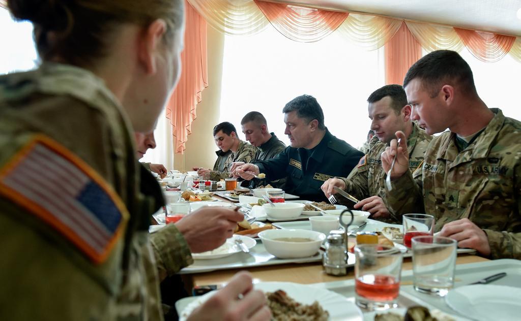 знакомства с американскими солдатами