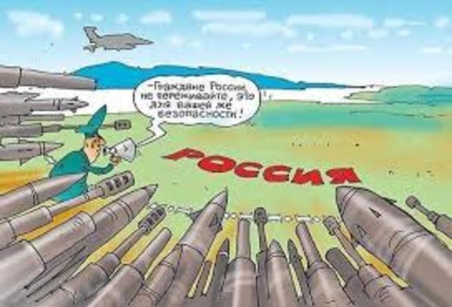 Мнение: Выбрав Путина, русские выбрали войну...