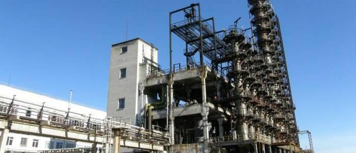 Киев готовит химическую провокацию на заводе Донбасса. Украинское эхо Восточной Гуты.