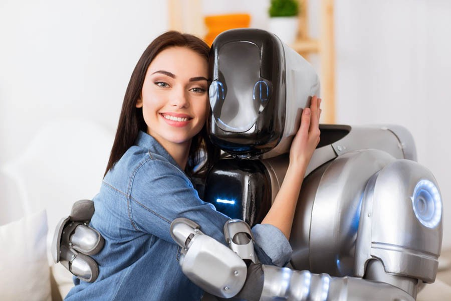 Создано секс робот