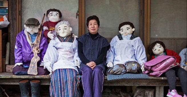 сравнивать японский поселок из кукол фото рейтер саркози теперь надеется