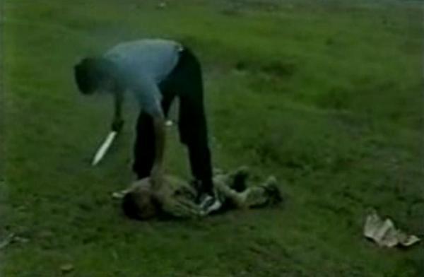 Казнь Пленных Русских Солдат В Чечне