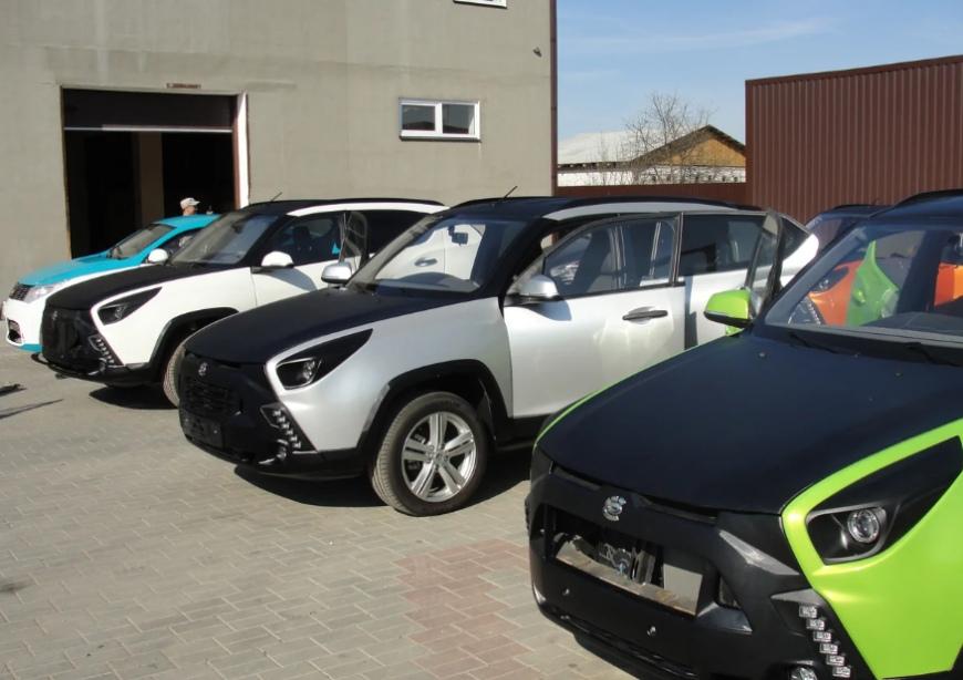 продажа авто прототипов