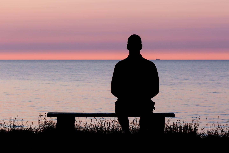 одинокий человек люди картинки