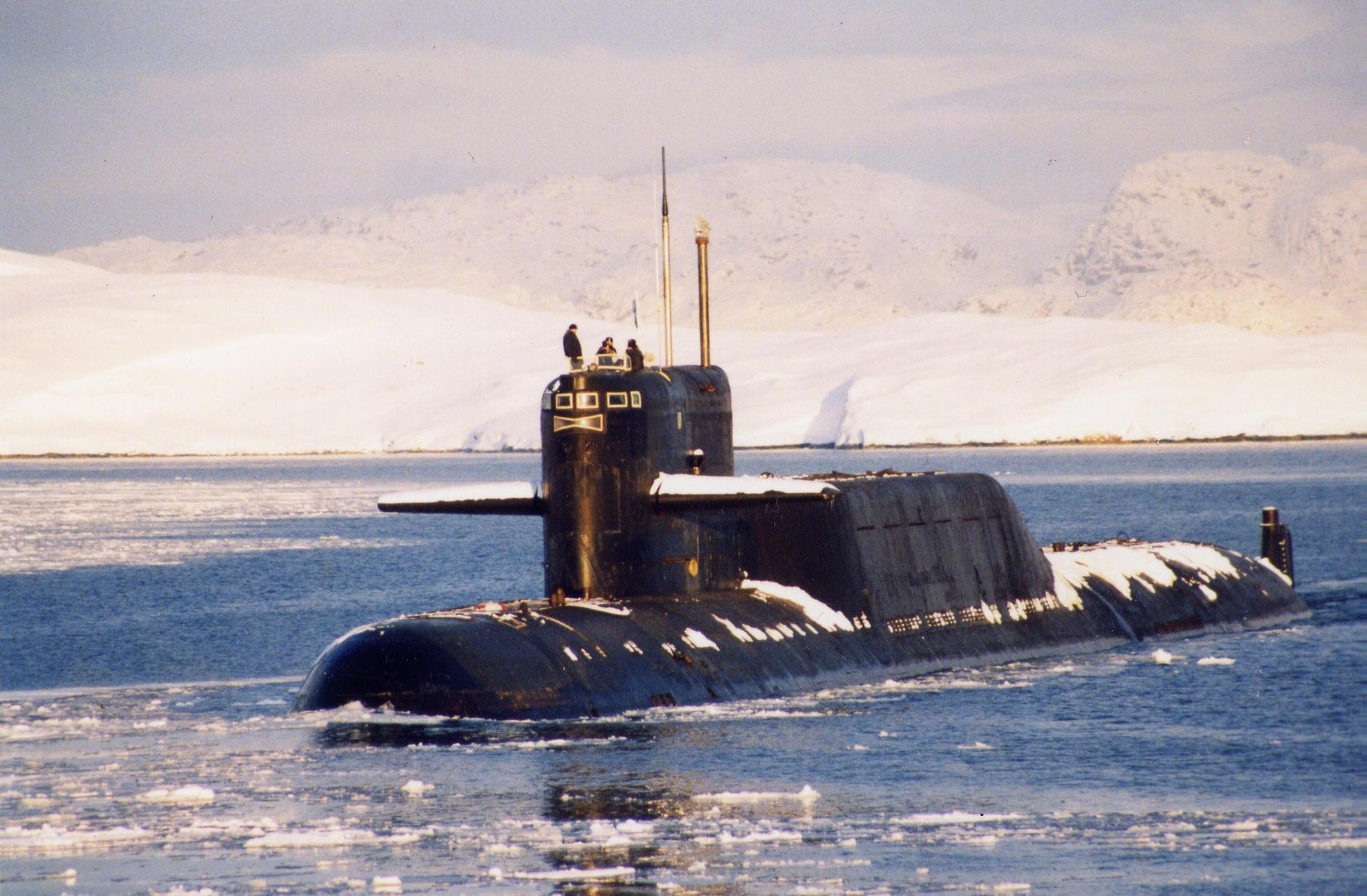 картинка атомный подводный крейсер было видно стены