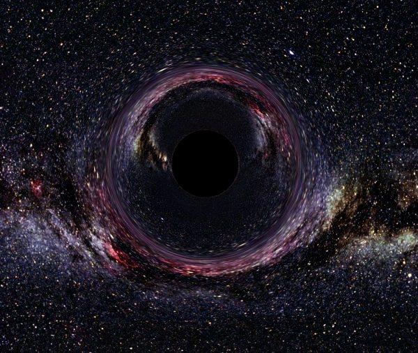Ученые готовятся получить первый в мире снимок черной дыры