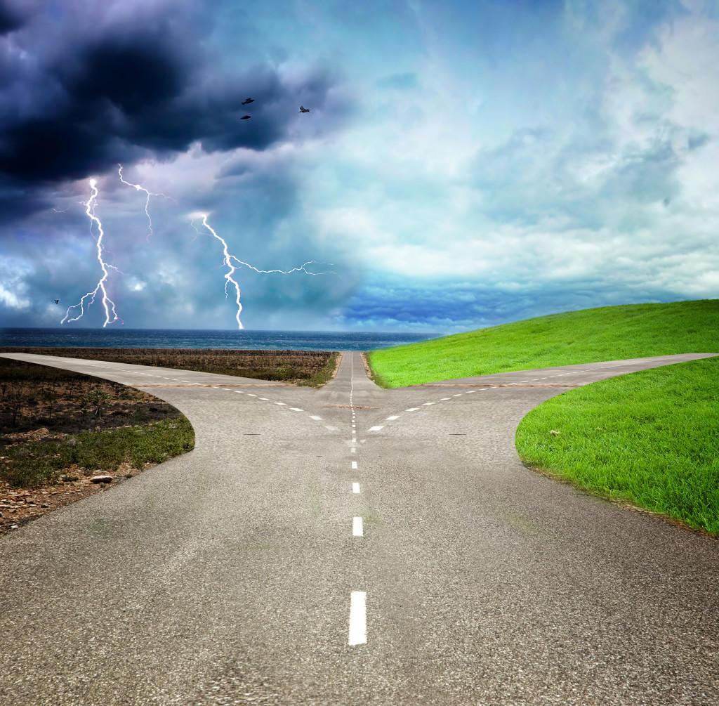 Картинки по дороге одной в разные стороны