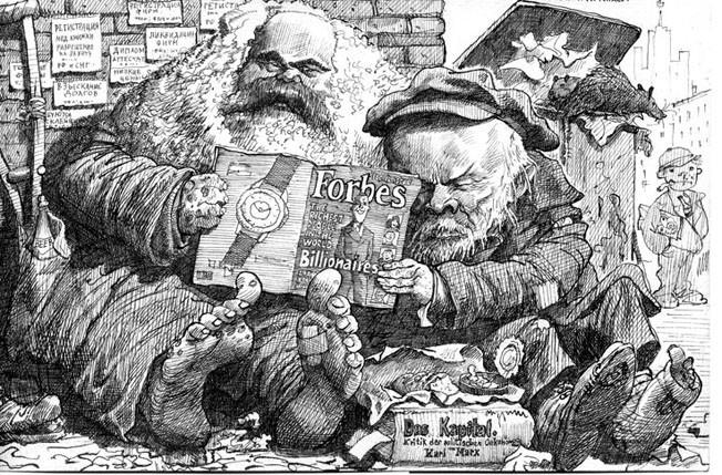Марксизм как маразм - 2 - Max Van Sinndler — КОНТ