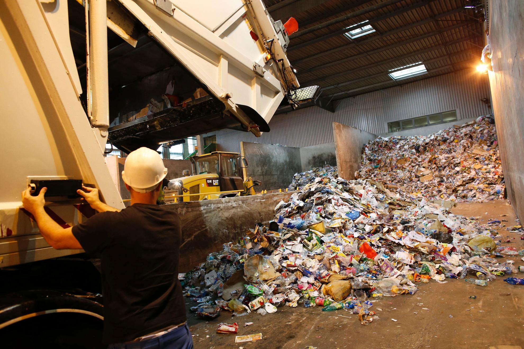 мусорный завод картинки восхищаются