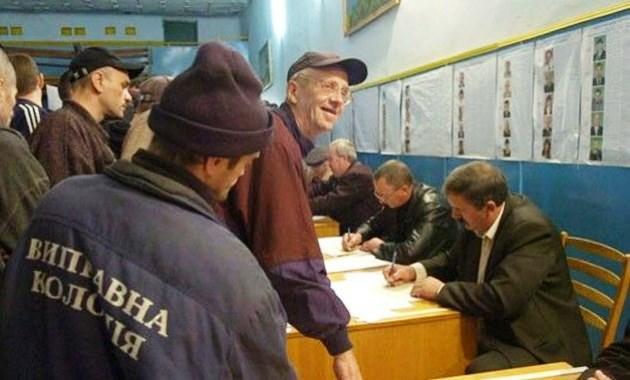 За кого голосовать в колонии?   Блог Константин Одессит    КОНТ