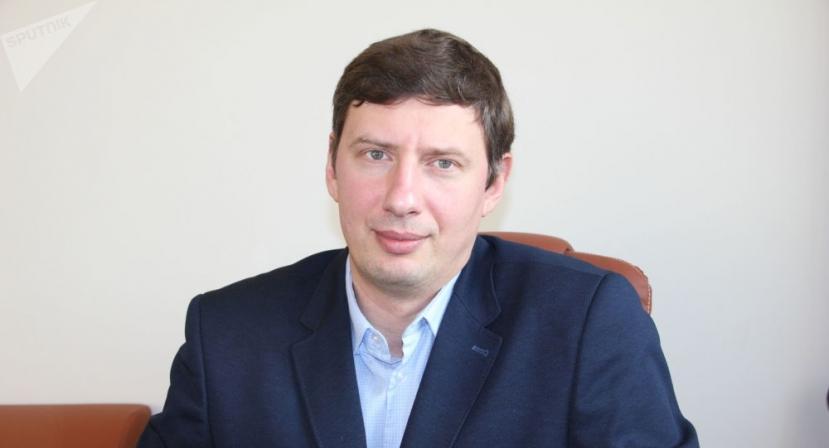 Политолог из Приднестровья