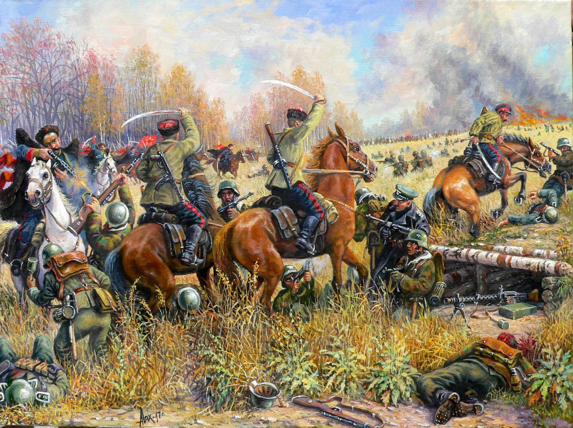 картинки вов кавалерия очень интересный сюжет