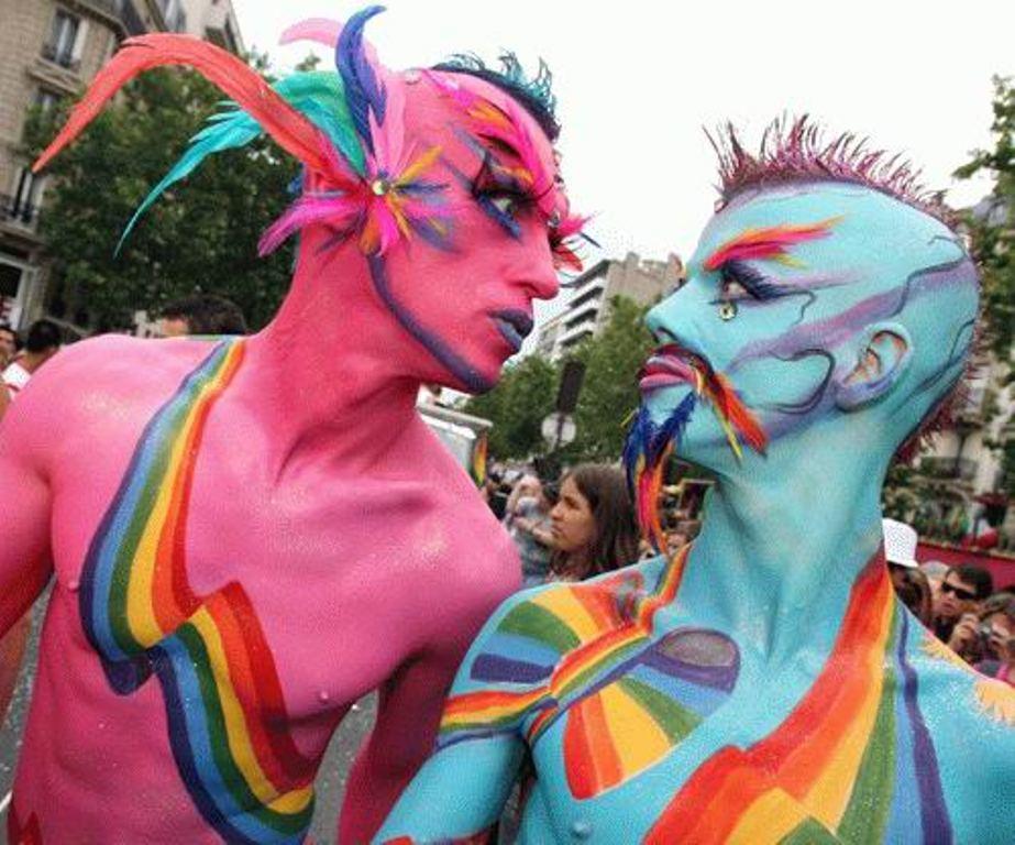 Революционеры гомосексуалисты