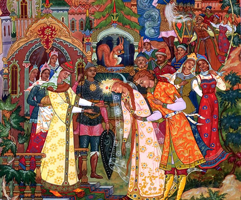 Славянские дохристианские обряды. Свадебный обряд. - Sage — КОНТ