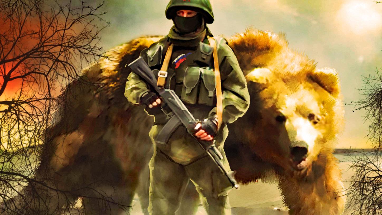 Русский медведь картинки на аву патриот