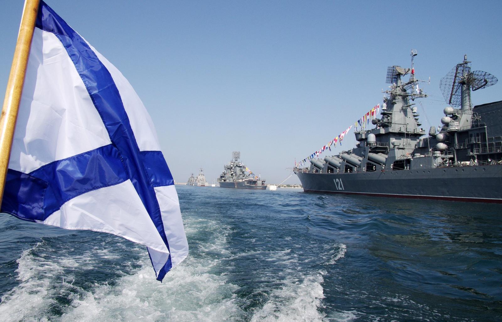 тут черноморский флот вмф россии создает