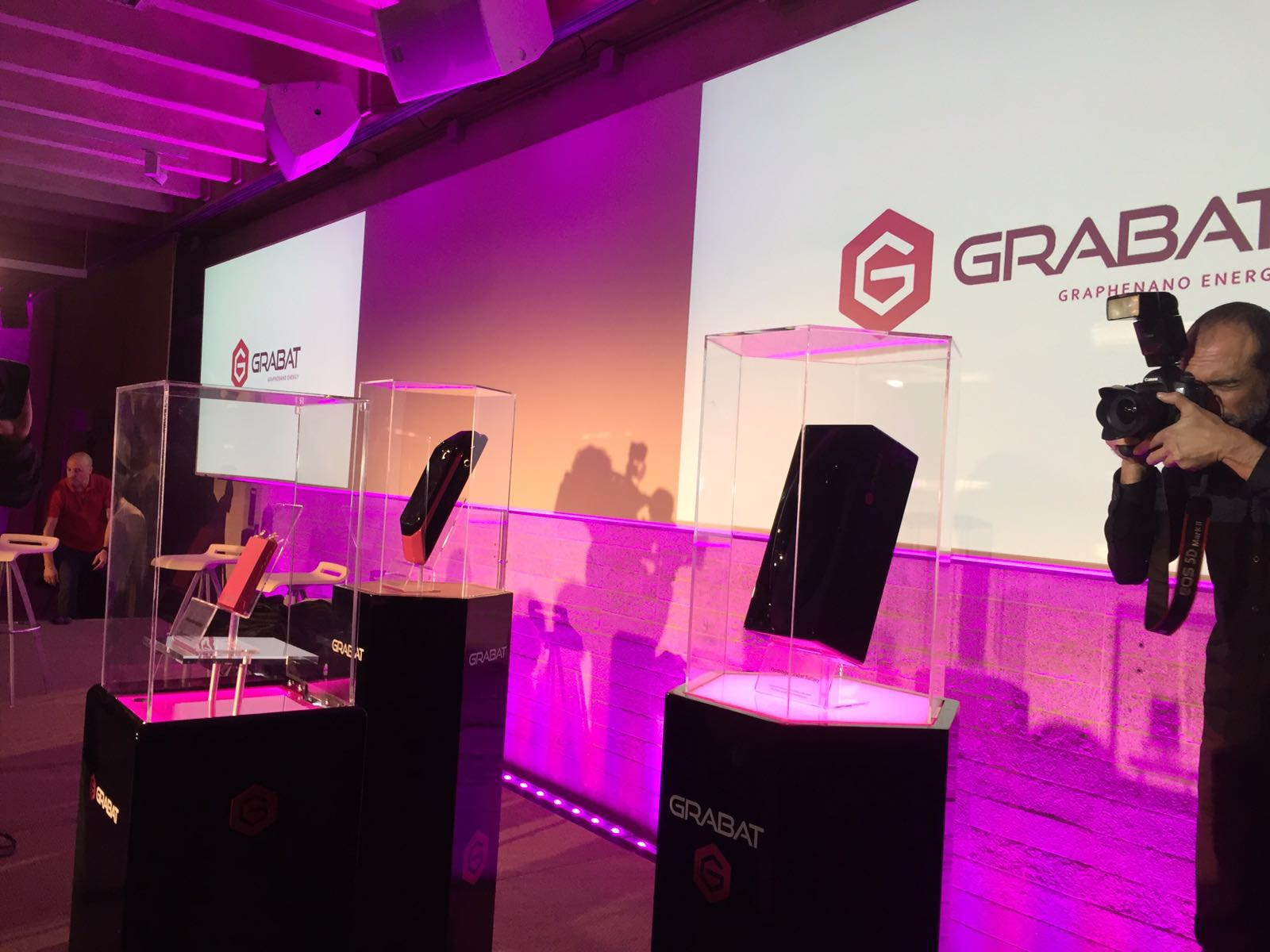 Графеновые батареи: производство запущено | Блог Болт | КОНТ