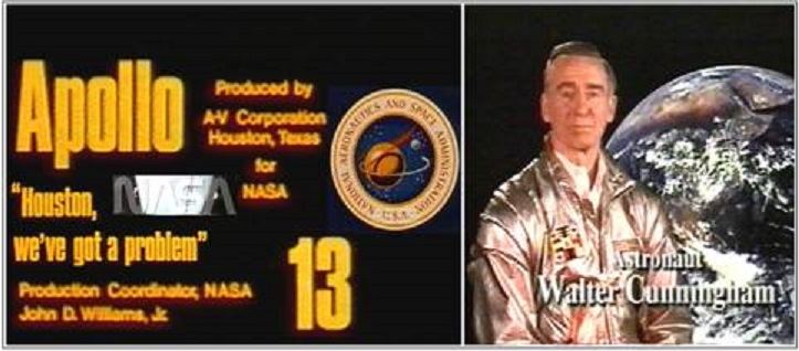 Nikkuro:   Особый случай с «Аполлоном-13»
