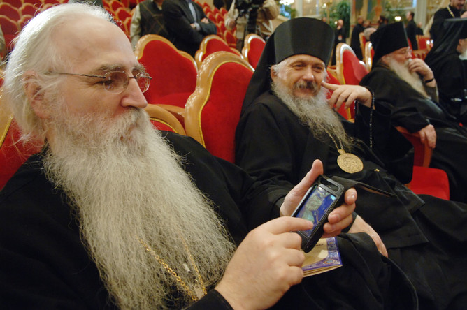 РПЦ презентовала православный мессенджер