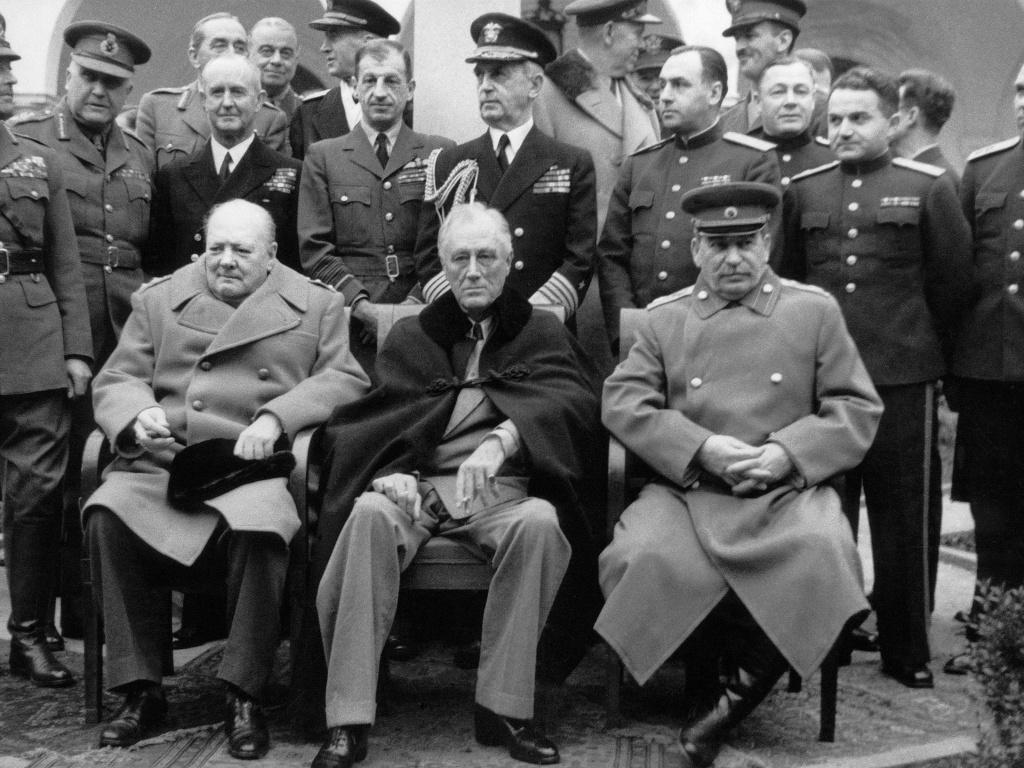 Новая Ялтинская конференция или Трамп предложил разделить мир на троих? | Блог Александр Таманский | КОНТ