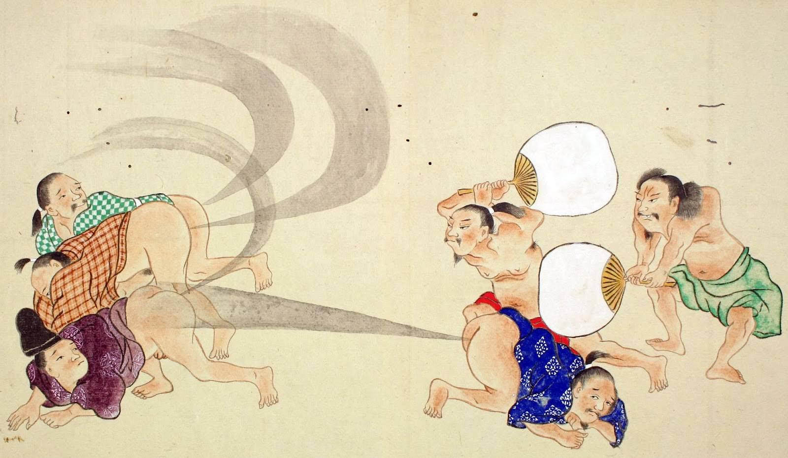 Ролики японские забавы — 14