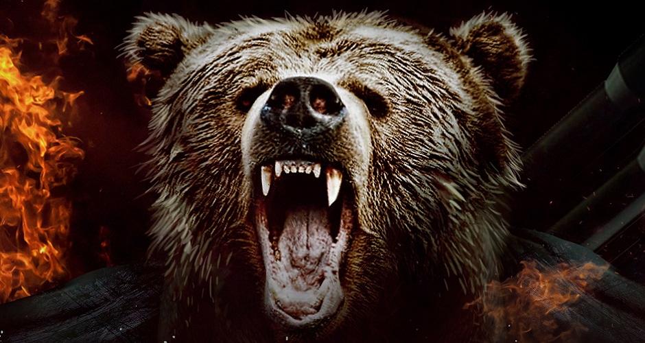 фото русского медведя на аву этот период дереве