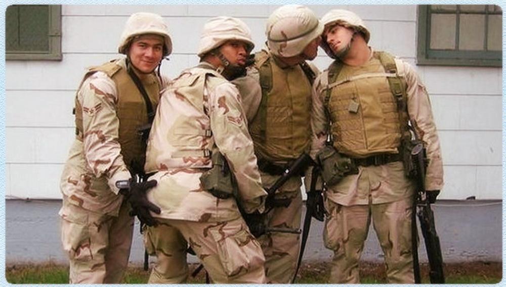 Армия сша гомосексуалисты