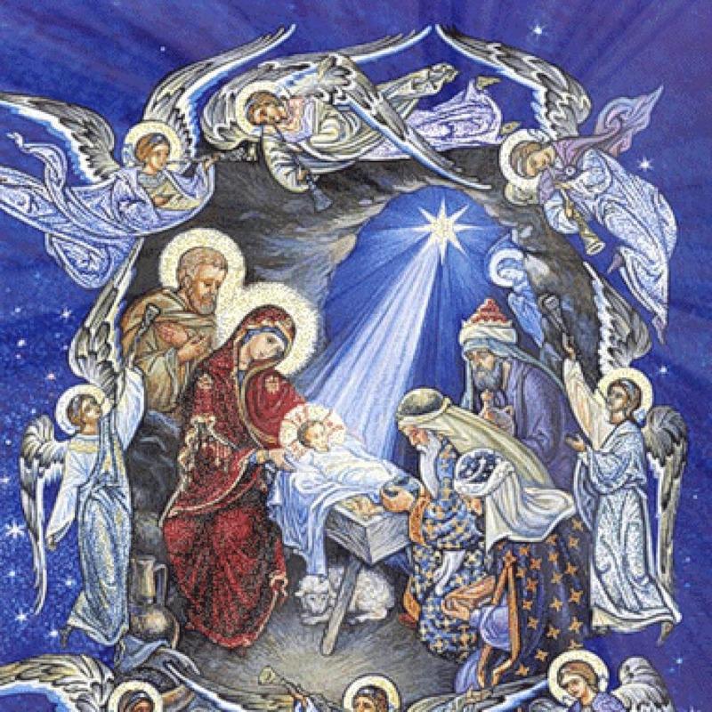 такие рождественская круговерть картинки является
