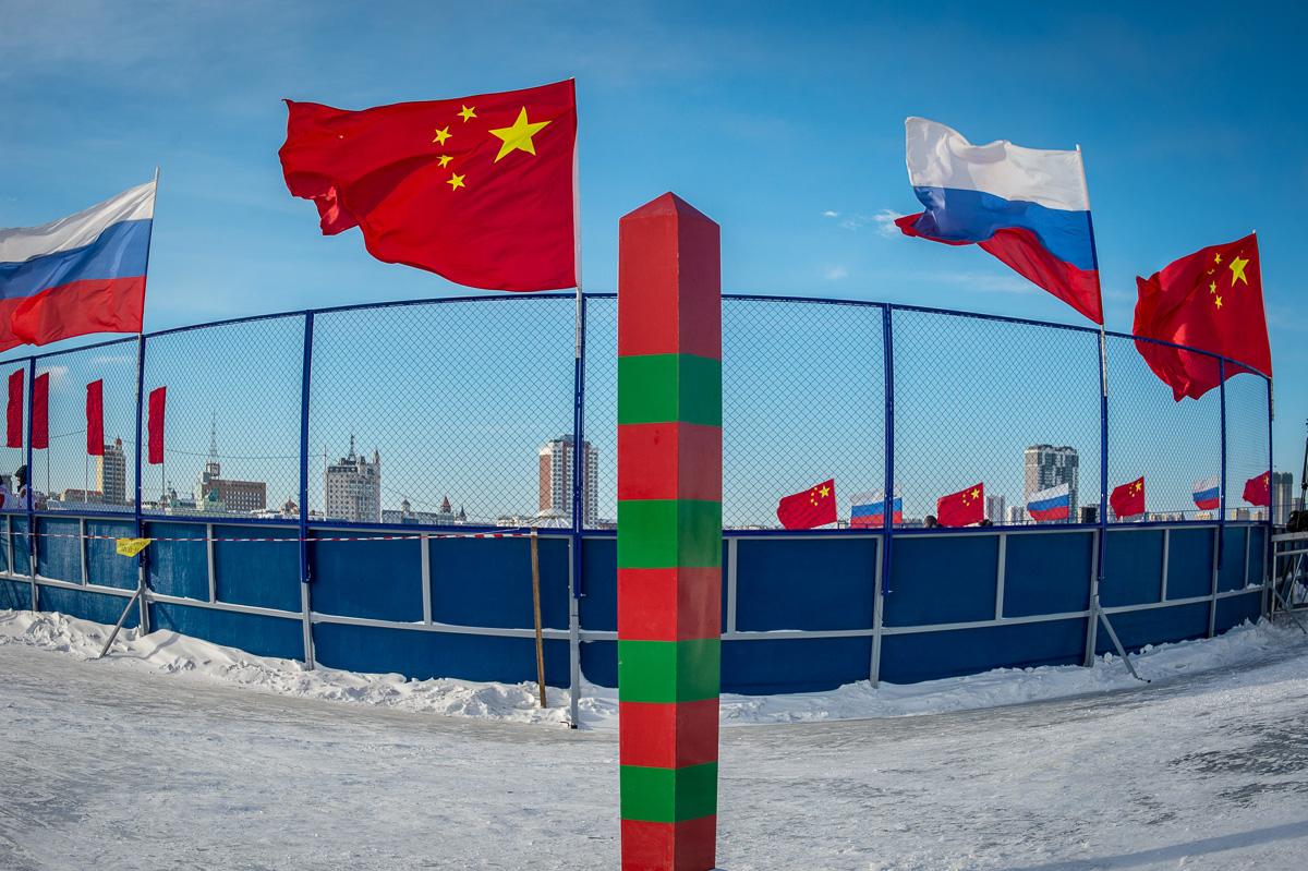 после громкого русско китайская граница по реке фото интернете сейчас присутствует