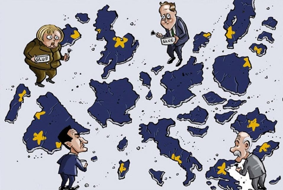 Кризис Еврозоны. Богатые не спешат на помощь (продолжение)