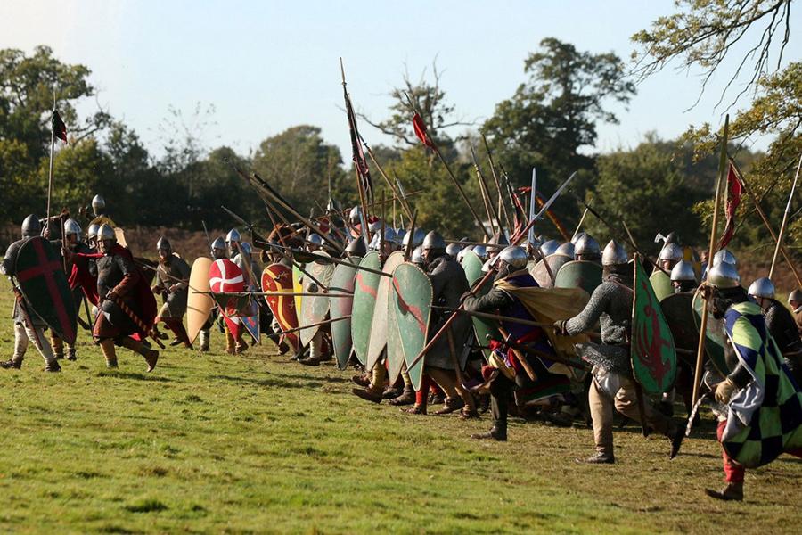 фото всех армий мира средневековая никак