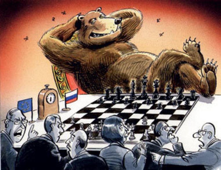 картинки санкции медведь остров