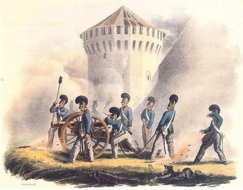 Тайные знания про войну 1812 ... 18+ Имперский стиль Ч. 10 - Елена Талаева — КОНТ