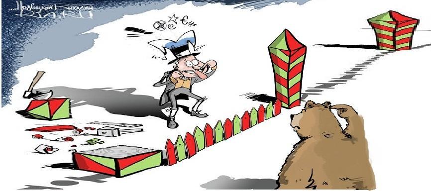 Русские готовятся захватить Прибалтику. А зачем?