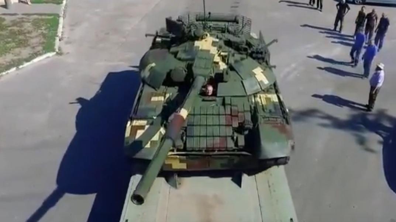 фото гайдамаки танк низкого потолка