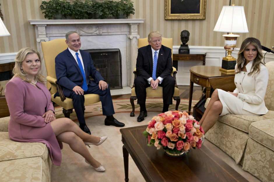 Дональд Трамп – марионетка в руках Израиля или Путина? | Блог shaya | КОНТ