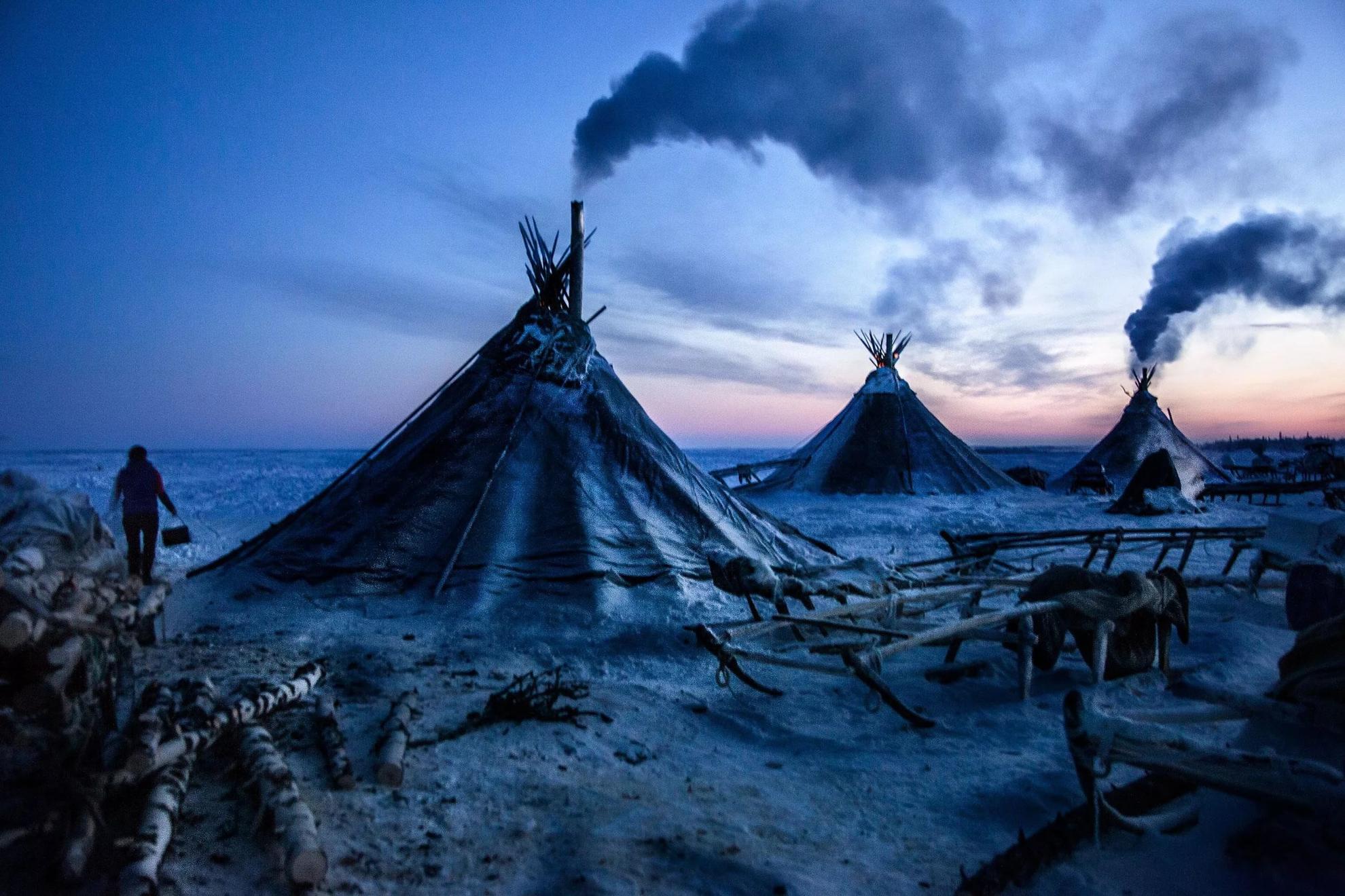 играет фото и жизнь людей крайнего севера открывается куда