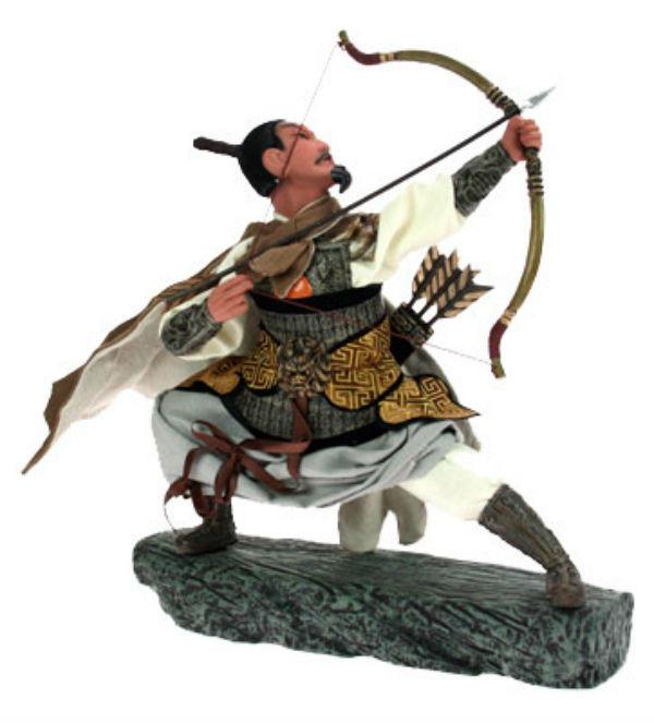 китайский воин фото морда заканчивается клювовидным
