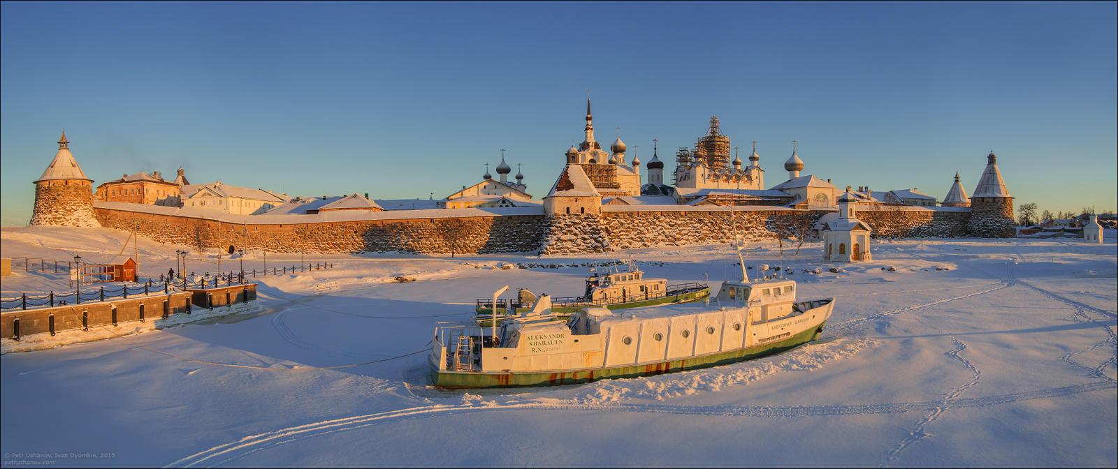 картинки достопримечательностей севера россии