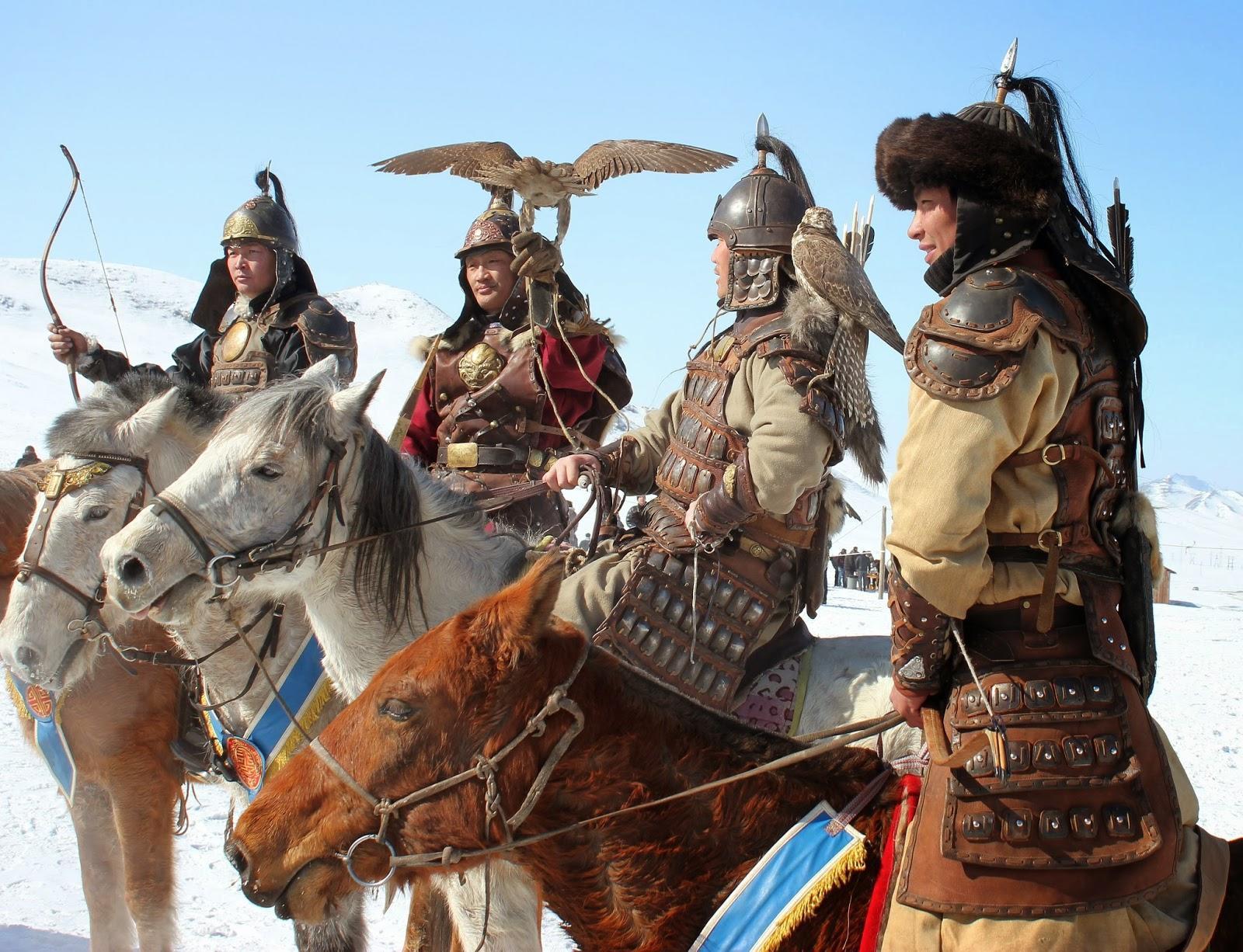 сверхуспешного фильма фото монгольских воинов вот