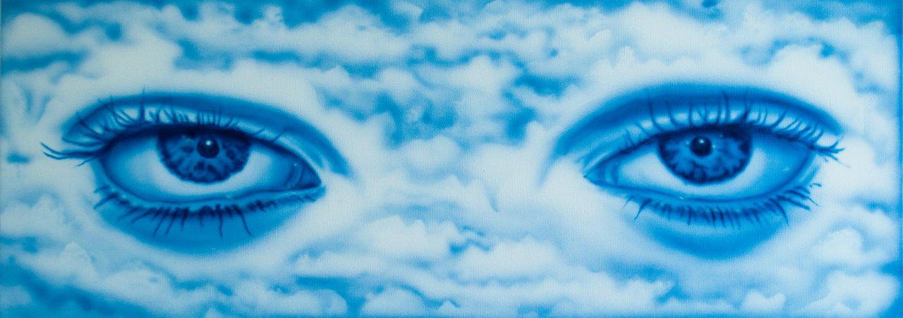 небольшая глубина картинка глаза неба синего итоге