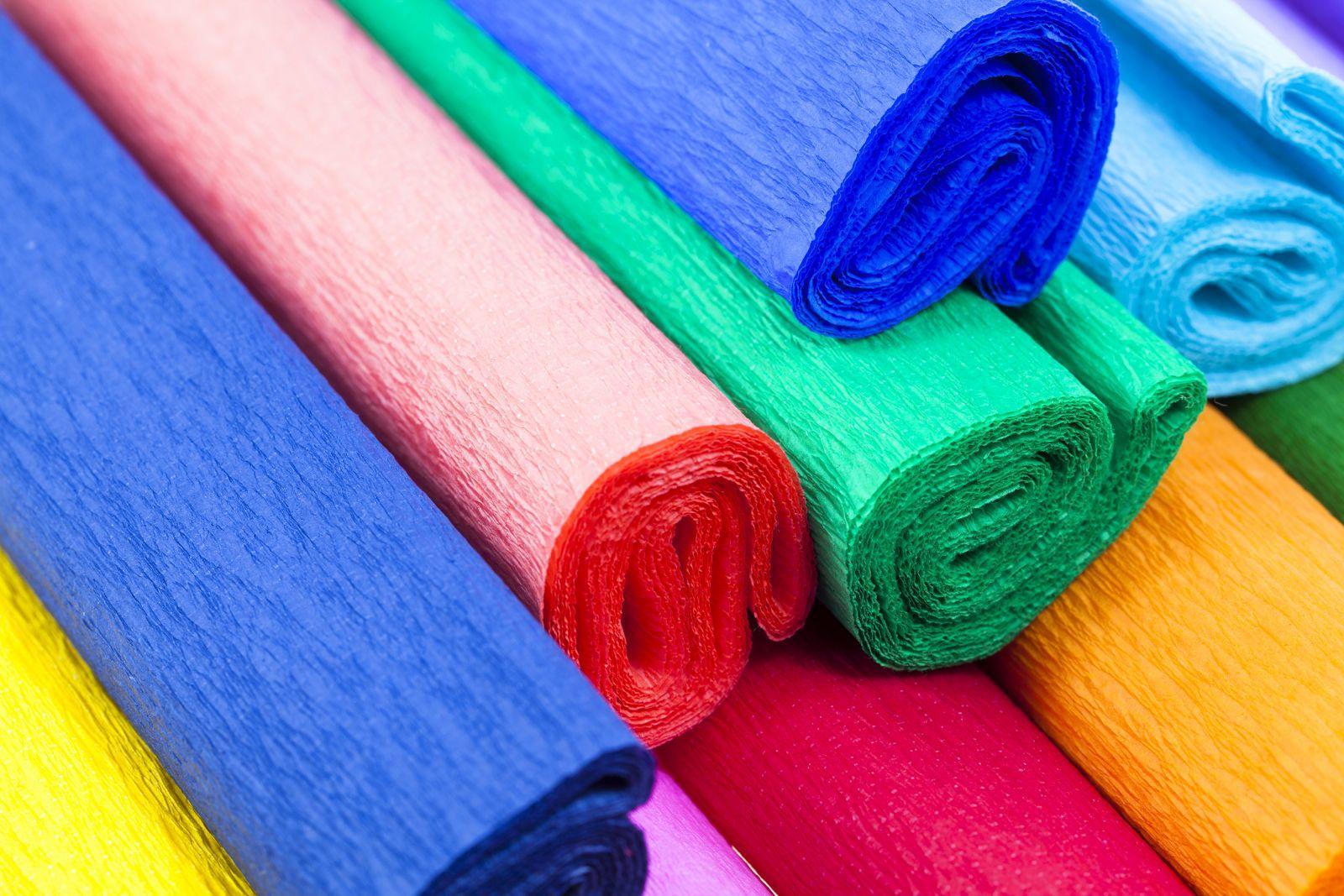Картинка ткань и бумага
